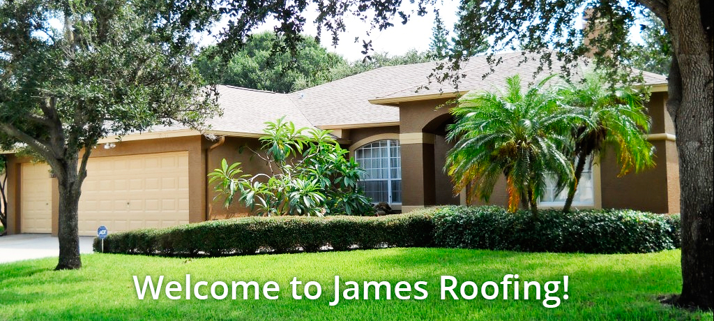 Welcome to James Roofing